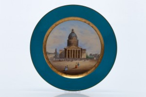 Sevres - Plater ok.1850-1870r.