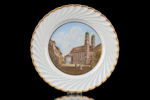 Nymphenburg  – Plater ok.1895-1910r.